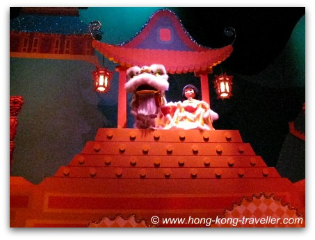 Hong Kong Disneyland Smallworld