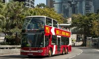 Hong Kong Hop On Hop Off Bus Discount Tickets