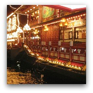 Jumbo Floating Restaurant Dinner Package