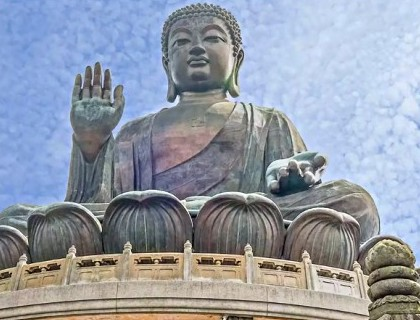 Tai O Transportation Options Lantau Tour with visit to Big Buddha