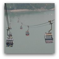 Lantau Highlights: Ngong Ping Cable Car