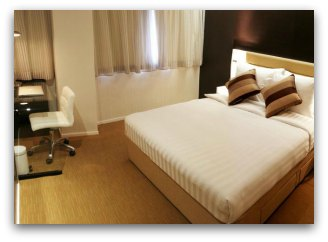 Double Room at LBP Hotel