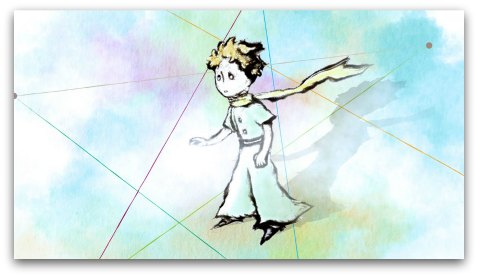 The Little Prince in Hong Kong