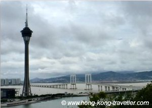 Macau Attractions: Macau Tower