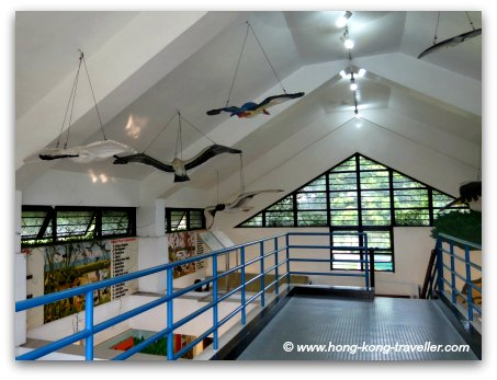 Mai Po Nature Reserve Education Center