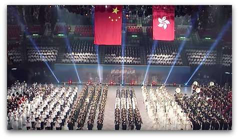 Hong Kong Military Tattoo