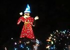 Mickey at Disney Paint the Night Parade