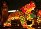 Hong Kong Dragon Lantern