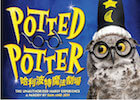 Potted Potter in Hong Kong