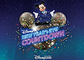 NYE countdown Hong Kong Disney