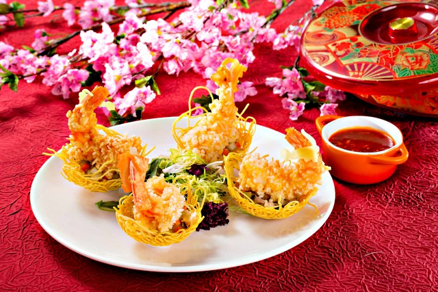All restaurants at Ocean Park will be featuring seasonal specials during Chinese New Year