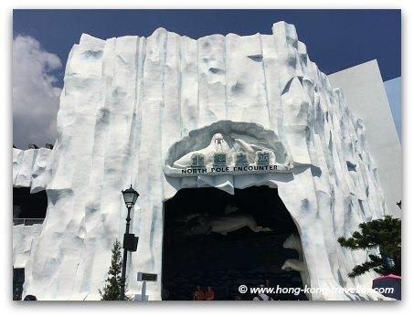 Ocean Park North Pole Encounter