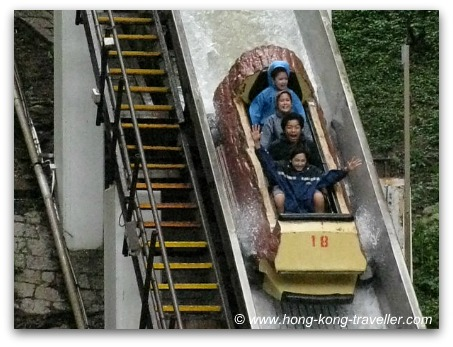 Ocean Park Raging River