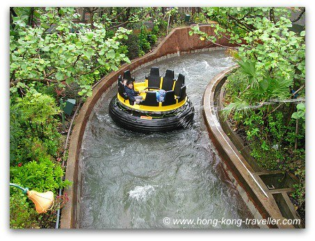 Ocean Park Rainforest Rapids