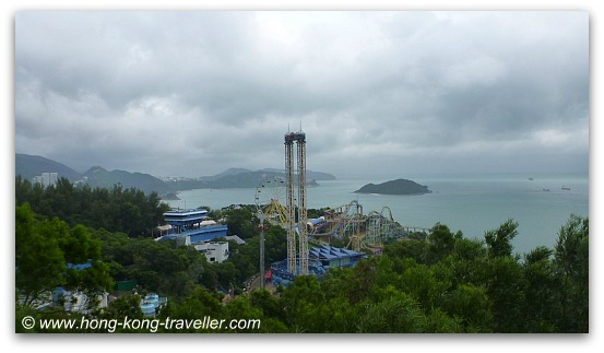 Ocean Park: the Summit