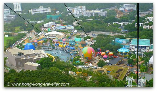 Ocean Park: the Waterfront