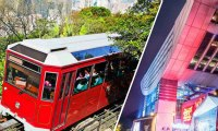 Peak Tram Sky Terrace Combo Discount Tickets