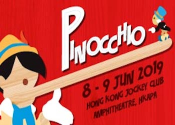 Pinocchio on Stage