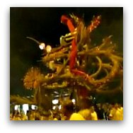 Tai Hang Fire Dragon Dance Parade