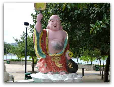 Repulse Bay Kwun Yam Statue