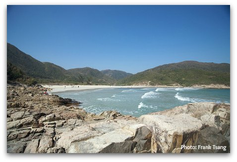 Sai Kung Beaches and Coastline