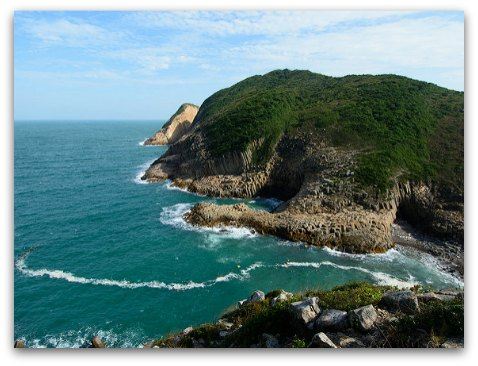 Sai Kung Rugged Coastline