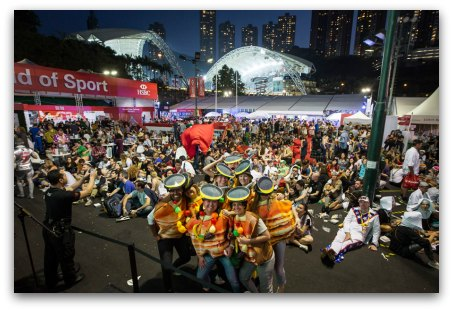 HKSevens Village Kick-Off Concert