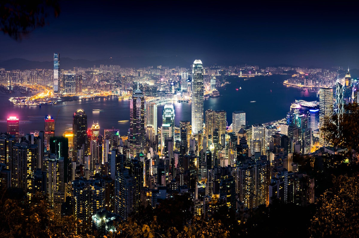 Hong Kong Nightscapes