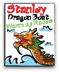 Stanley Dragon Boat Warm Up Races
