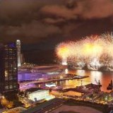 Hong Kong Hotels with Views of the Fireworks