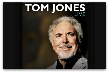 Tom Jones Live in Hong Kong