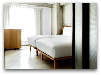 Twin Room at TUVE Hotel