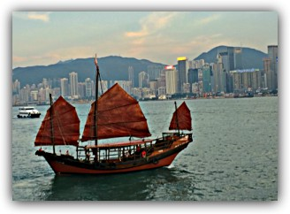 Victoria Harbour Cruise