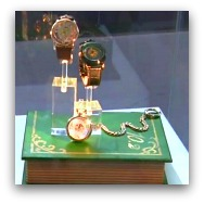 HK watch and clock show