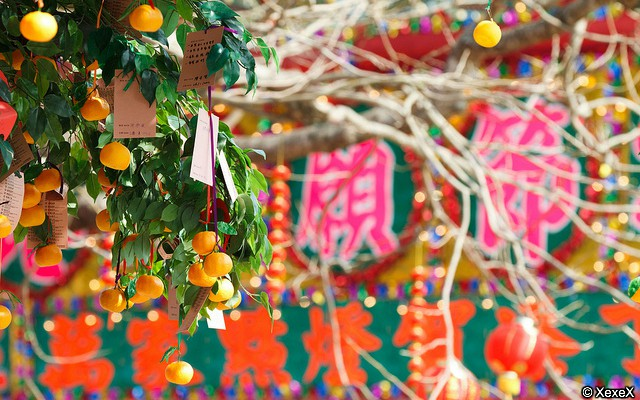 Lam Tsuen Hong Kong Well Wishing Festival