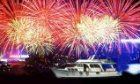 July 1st Hong Kong Fireworks Cruise