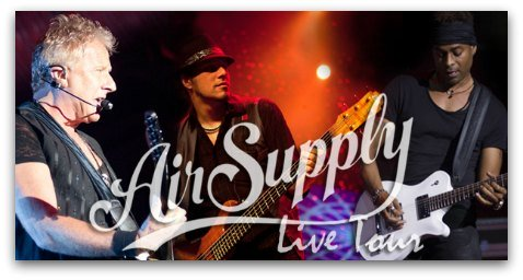 Air Supply Live On Tour in Hong Kong