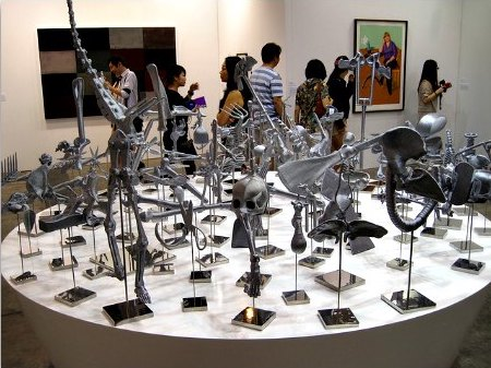 Art Basel Hong Kong Exhibits