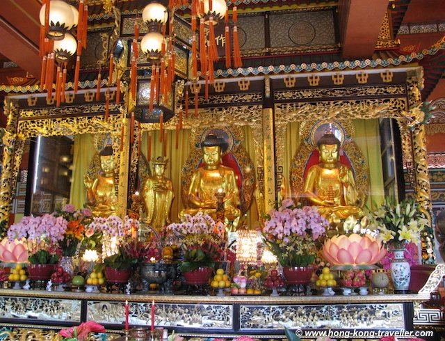 Buddha Birthday Celebrations at Po Lin Monastery