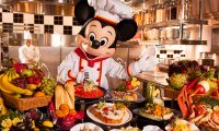 Chef Mickey Buffett