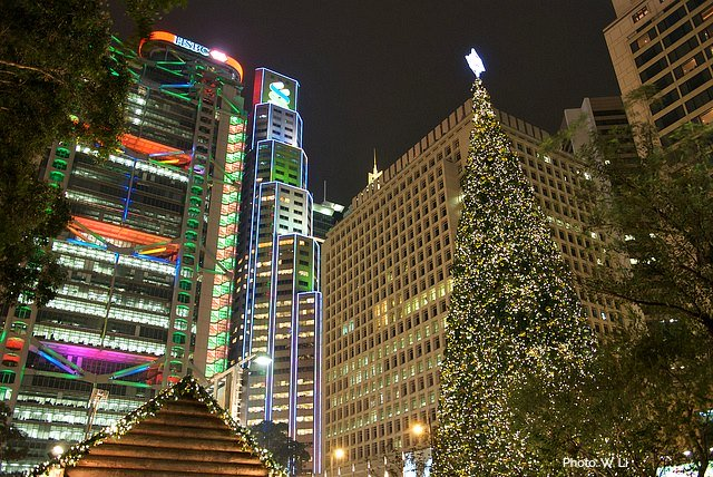 Hong Kong Christmas Tree and Decorations Central