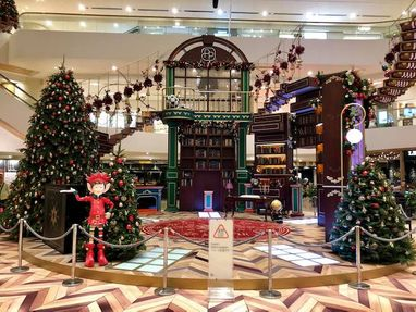 When Was Christmas First Celebrated.2019 Hong Kong Christmas Events