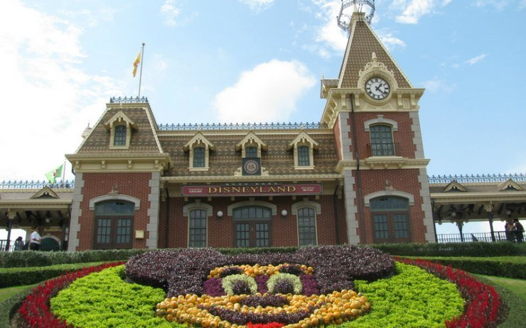 Hong Kong Disneyland Halloween Season