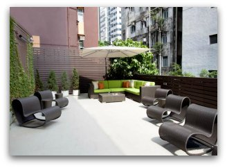 Serviced Apartment in Wanchai