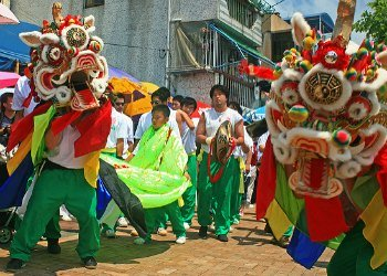 Cheung Chau Lion Dances