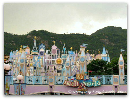 Fantasyland Small World