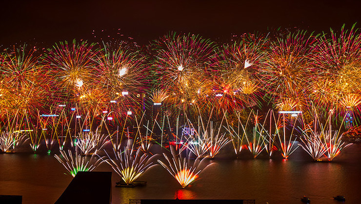 Best Hong Kong Hotels for Fireworks Views Overlook Victoria Harbour