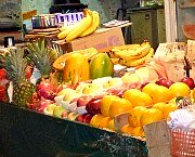 Fresh Fruits and Vegetable Markets in Hong Kong