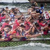 Hong Kong July  Events Dragon Boat Carnival