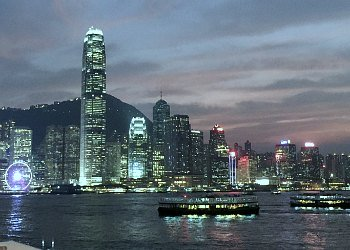 Hong Kong Evening Lights Cruise